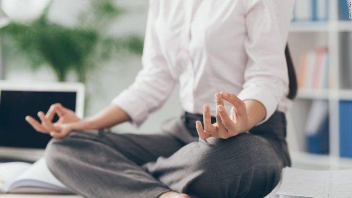 Here's How Meditation Can Boost Your Emotional Intelligence & Well-Being At Work