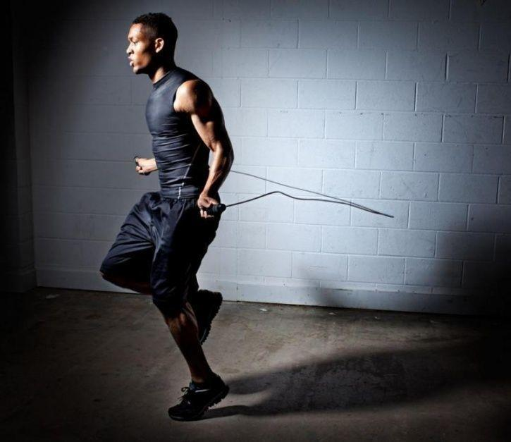Here's How You Can Lose Weight With Just A Jump Rope