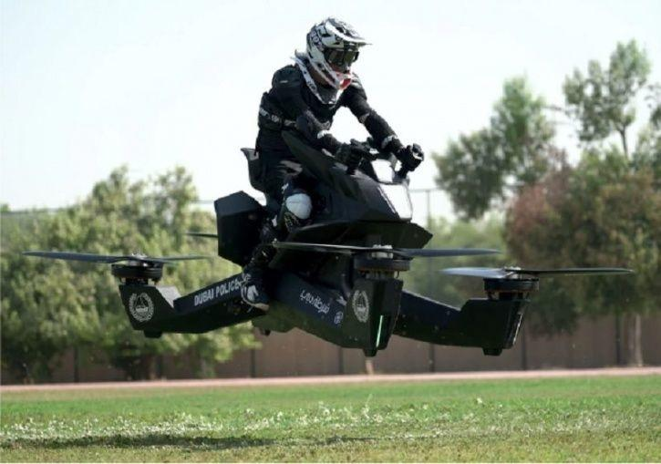 Hoverbike, Hoversurf