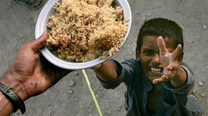 hunger death india