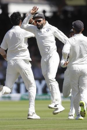India have won 2 of their last 8 Tests outside the subcontinent
