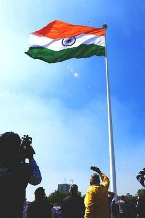Indian Railways To Install 100Feet Tall National Flags At 75 Busiest Railway Stations