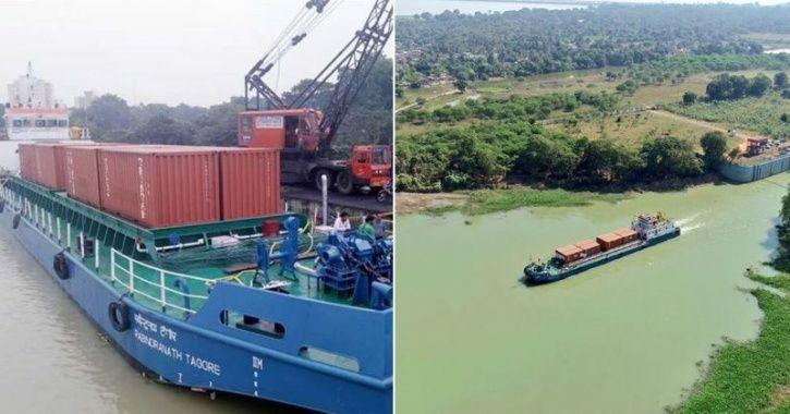 inland vessel MV Rabindranath Tagore