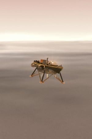 InSight Mars Rover