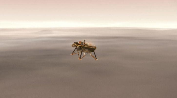 InSight Mars Rover