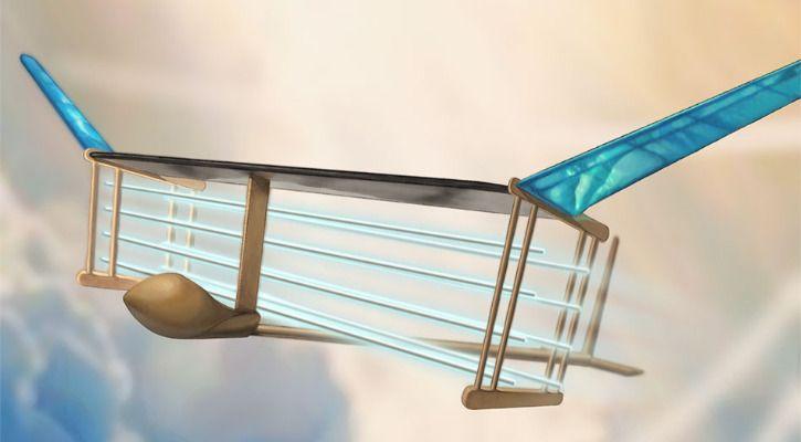 ionic wind flight