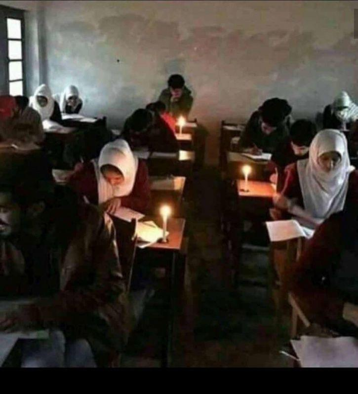 Jammu and Kashmir, candlelight, school, BOSE, infrastructure, snowfall, Kupwara