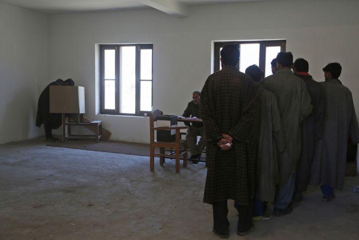 Jammu and Kashmir, Shopian, Panchayat elections, 17 year old, slit throat, class 11 executed