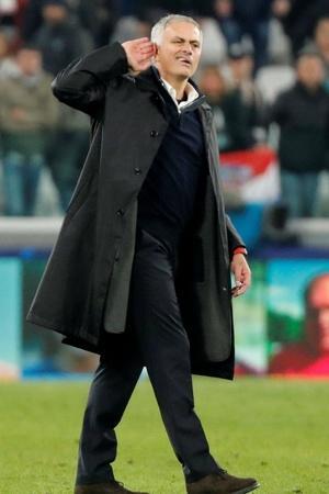 Jose Mourinho mocked Juventus fans