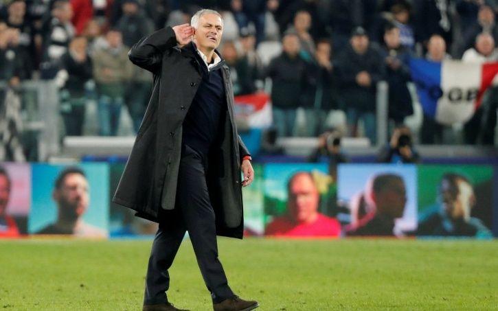 Jose Mourinho mocked Juventus fansq