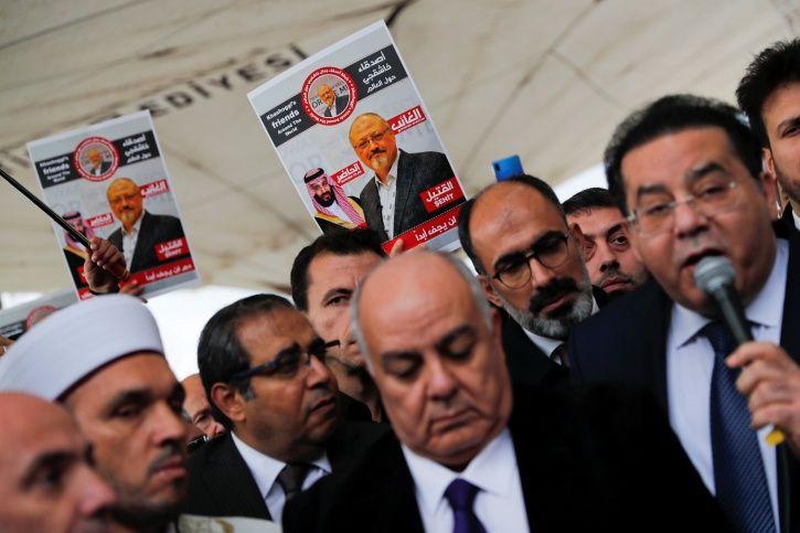 Killing Of Jamal Khashoggi