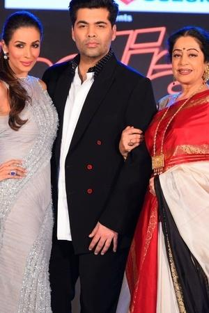 KJo Mocks Northeast Headgears On Indias Got Talent Gets Trolled For Insulting Emotions