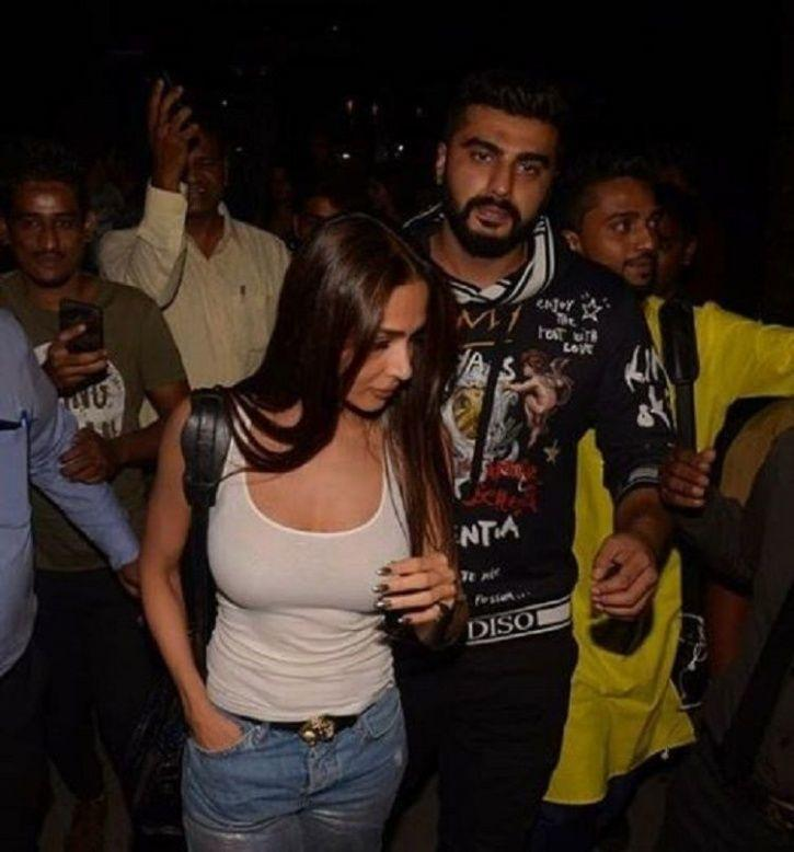 Malaika and Arjun6