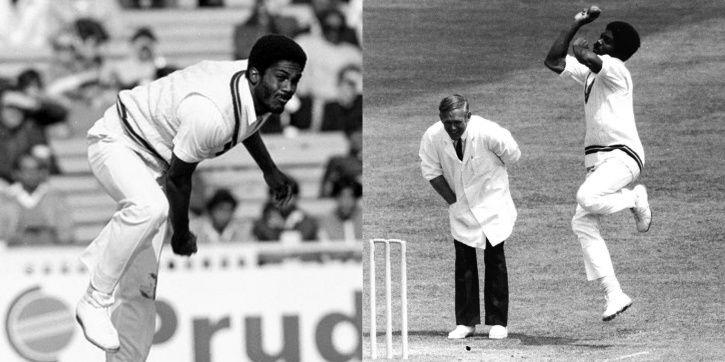 Michael Holding was very quick