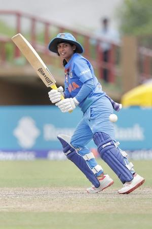 Mithali Raj Tops India T20 International Runs Chart