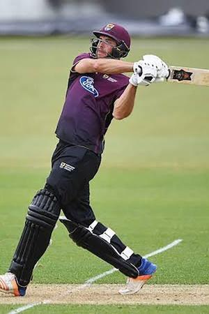 new zealand player hit 43 runs in one over