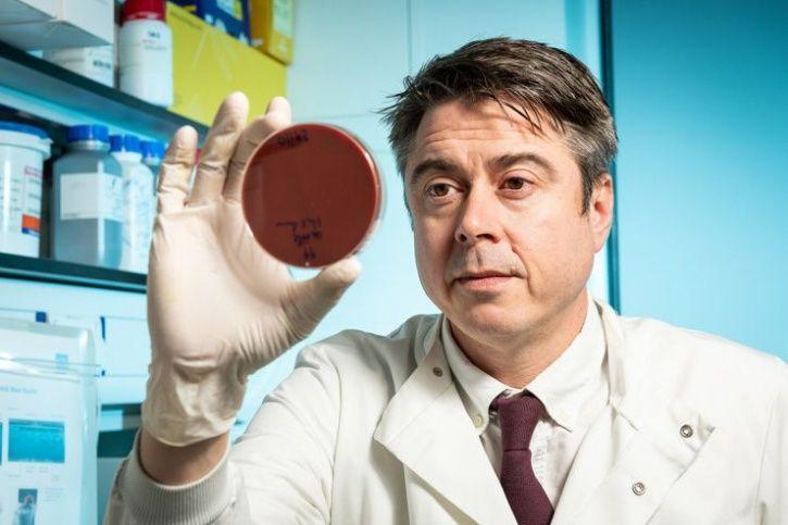Professor Sam Sheppard