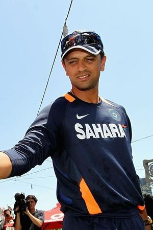 Rahul Dravid has rescued India many times