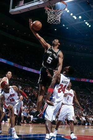 Robert Horry is an NBA legend