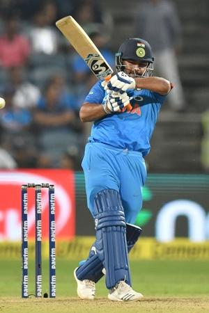 Rohit Sharma Feels That Ms Dhonis Absence Is Opportunity For Rishabh Pant