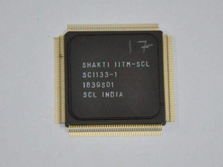 Shakti India's first microprocessor