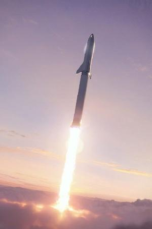 SpaceX Big Falcon Rocket SpaceX BFR Elon Musk Twitter Elon Musk Tweet Technology News Auto Ne