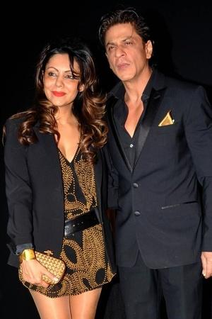 SRK and Gauri
