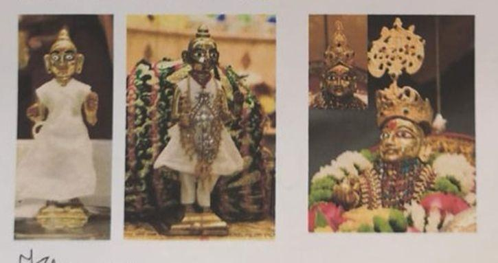 3 Krishna idols stolen from Swaminarayan Temple in London