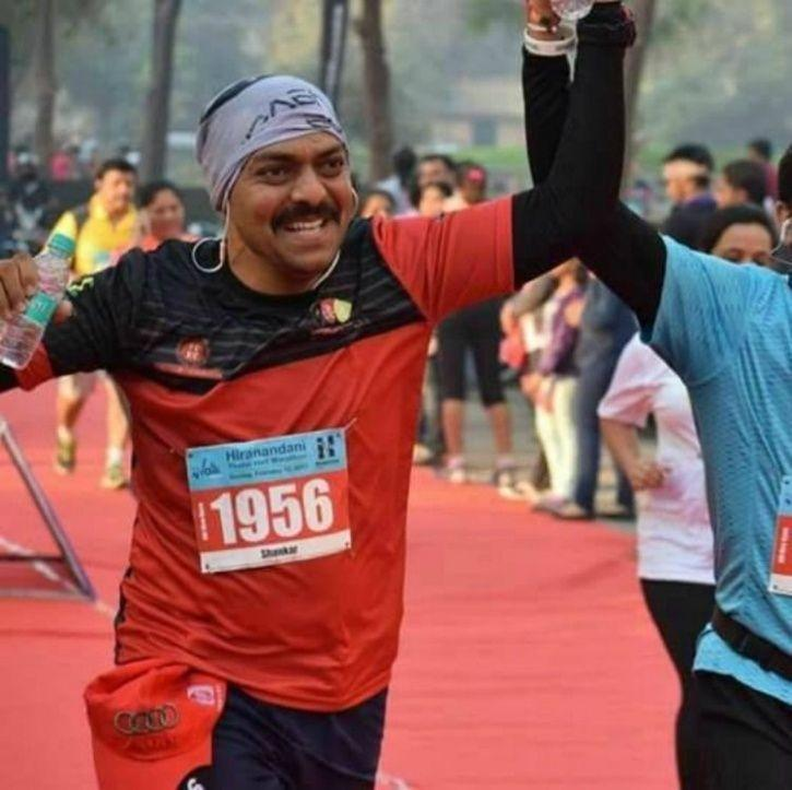 The Ironman race is one of world's toughest, most challenging races. Uthale competed in his first Ir