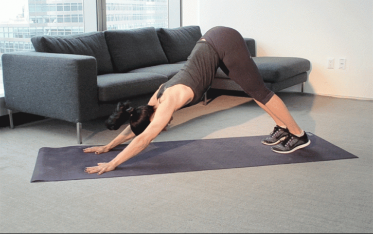 These Indoor Exercises Can Give You Cardiovascular And Strength Benefits Without Any Equipment