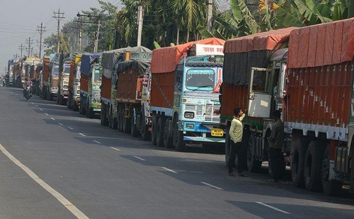 Trucks Can Not Enter Delhi For 3 Days After Diwali