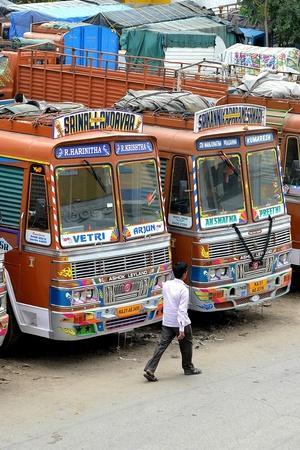 Trucks Cant Enter Delhi For 3 Days After Diwali
