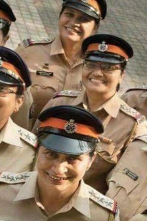 women cops telangana