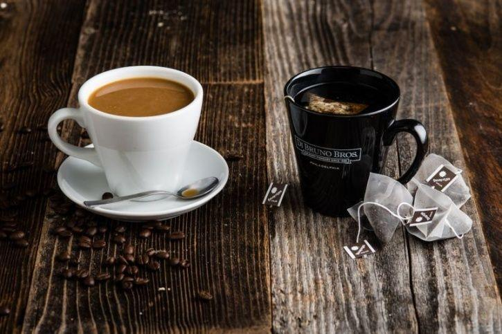 You're Likely To Choose Coffee Over Tea If You're More Sensitive To The Bitterness Of Caffeine