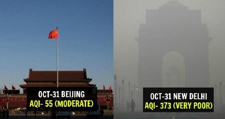 A Lesson Or Two Delhi Can Learn From Beijing, Once Most Polluted, To Save Itself From 'Airpocalypse'