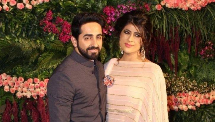 A picture of Ayushmann Khurrana's wife and Tahira Kashyap.