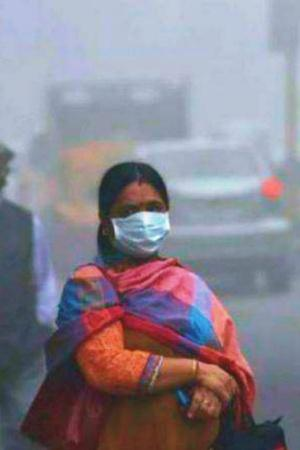 Air Quality In DelhiNCR Slips To Very Poor Pollution To Increase In Coming Days