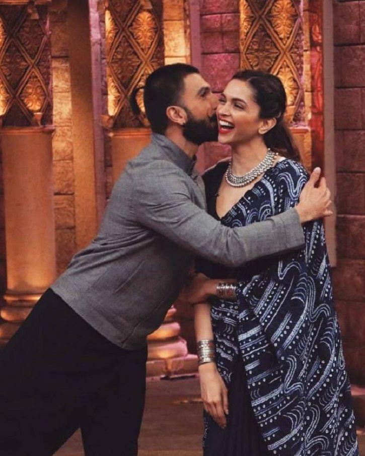 Amid Wedding Rumours Deepika Padukone, Ranveer Singh Says Right Now His Focus In Life Is Acting And