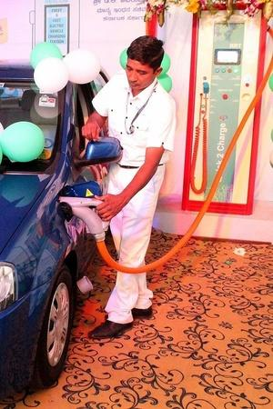 Andhra Pradesh AP Policy India Electric Vehicles Electric Cars AP Electric Cars