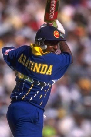Aravinda de Silva is a legend