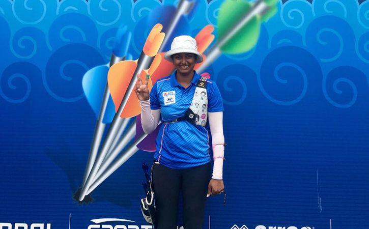 Archer Deepika Kumari Wins Bronze At World Cup Final