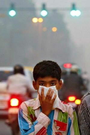 As Delhi Shrouds In Toxic Air Pollution Government Isnt Ready With A Plan Yet