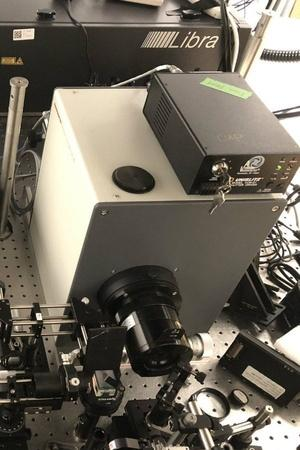 At 10 trillion frames per second this camera can capture light in slow motion