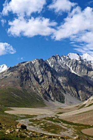At A Height Of 5360 Metres ManaliLeh Railway Line Along IndoChina Border Will Be Worlds Highes