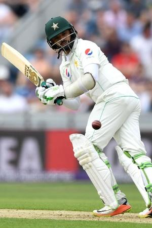 Azhar Ali made 64