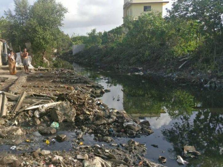 Bhayander Creek