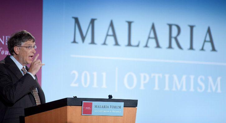 bill gates malaria forum