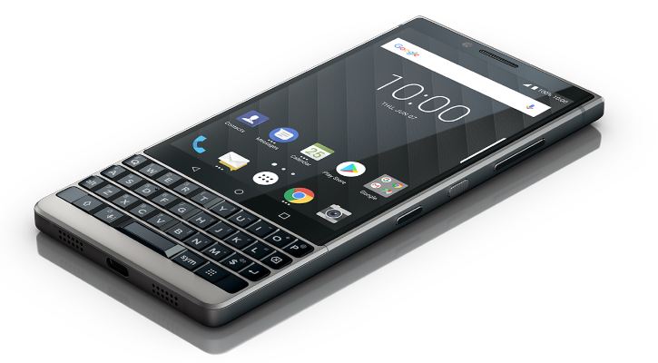 BlackBerry Key 2 Android