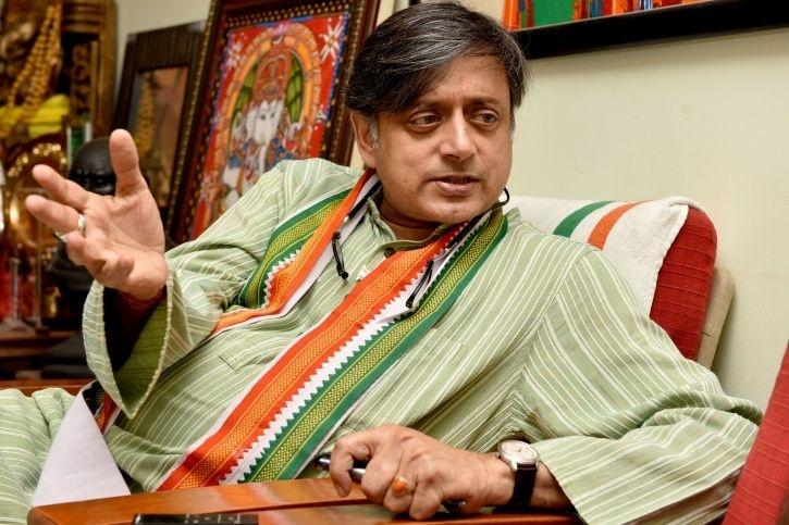 Shashi Tharoor Tweets About His New Book And Everyone Is Searching
