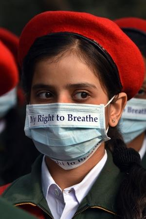 India Tops Global Chart Of Pollution Related Child Deaths